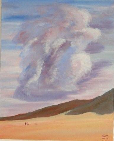 Cumulus over Phillack