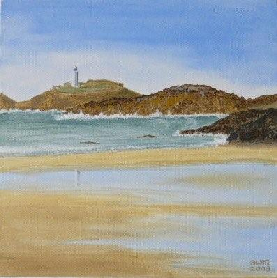 Godrevy Beach SOLD
